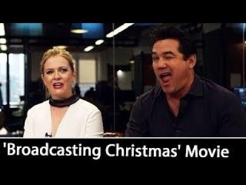 Broadcasting Christmas Movie: Dean Cain vesves Melissa Joan Hart ...