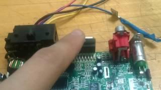 Ремонт автомагнитолы Soundmax sm-ccr3045