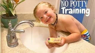 Why We Never Potty Train Our 6 Kids 🚽