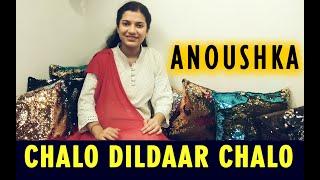 Chalo Dildaar Chalo   Anoushka Mathur   Pakeezah   Lata Mangeshkar   Hindi Cover Song
