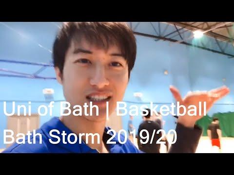 Uni of Bath | Bath Storm 2019/20 Recruit (Asian Basketball League) - Cinematic