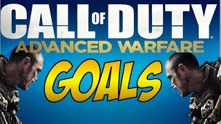 GOALS for Advanced Warfare, Our Goals for the Year, 50k? 60K? 70K!?!?