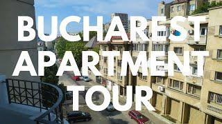 �������� ���� Bucharest Apartment Tour: My AirBnb Apartment in Bucharest ������