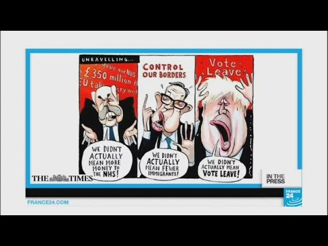 """Brexit vote: """"Leave"""" campaign is suffering from"""