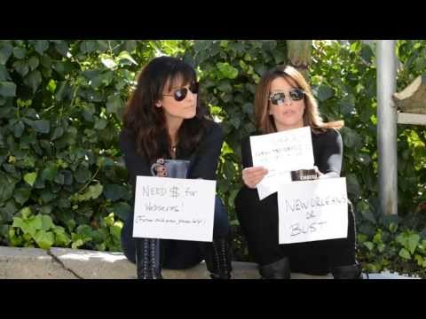 The N&N Files Tello & Indiegogo Campaign Video Nikki and Nora  Making it happen!