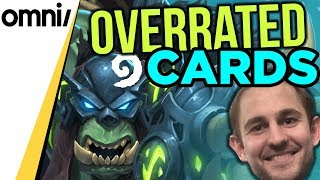 Most Overrated Cards w/ Zalae