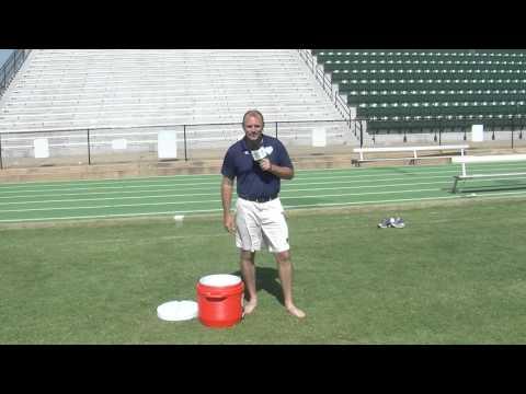 GM Jason Hawkins Completes Ice Bucket Challenge