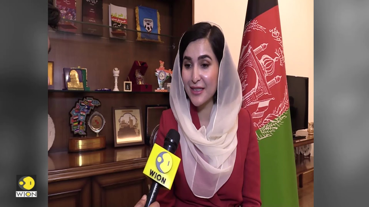 Afghanistan's Deputy FM Naheed Esar Exclusively speaks to WION