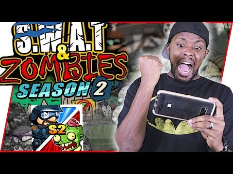 WARNING: THIS GAME WILL PUT YOU IN REHAB! - S.W.A.T & Zombies Season 2