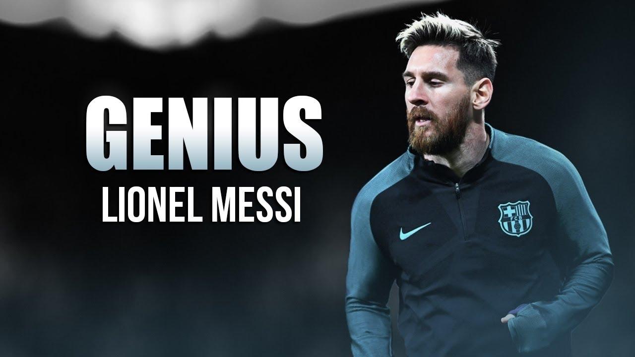 Lionel Messi ● Genius ● Skills & Goals ● 2017 | HD