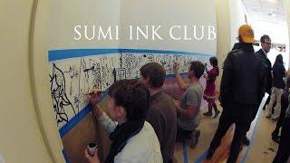 Sumi Ink Club makes its mark at Rice
