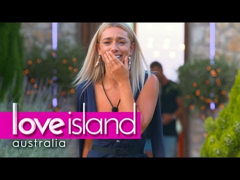 Cassidy says her goodbyes | Love Island Australia 2018