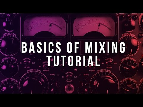 Basics of Mixing (FL Studio Tutorial)