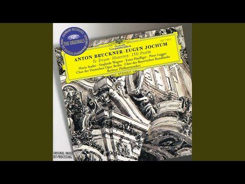Bruckner: Hymnus Vexilla regis, WAB 51