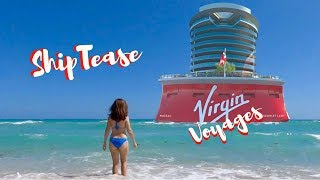 VIRGIN VOYAGES FOOD & BEVERAGE Reveal Event NYC | Razzle Dazzle Restaurant on the Scarlet Lady