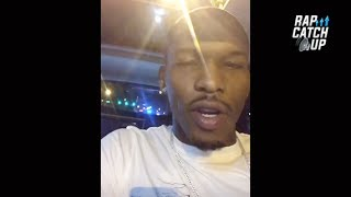 600Breezy Says Police Let Him Off Traffic Stop Because they