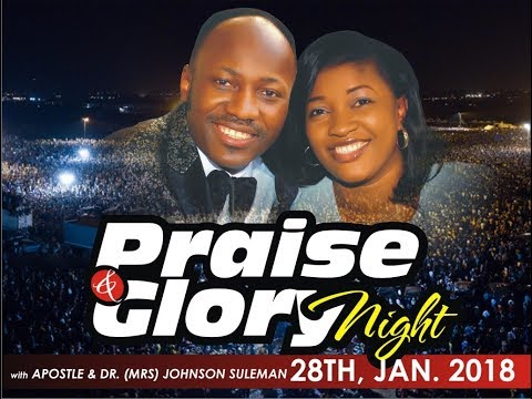 The Supernatural 2018 Live From Lokoja NG Day 2 Evening With Apostle Johnson Suleman