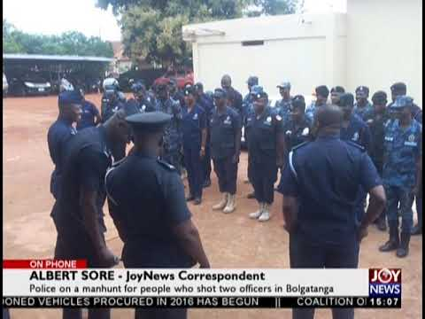 Police on a manhunt for people who shot two officers in Bolgatanga – The Pulse on JoyNews (12-2-19)