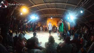 Black Spin vs Floor Riders - SEMI-FINAL - Quando as Ruas Chamam | Cultura Digital Produções |