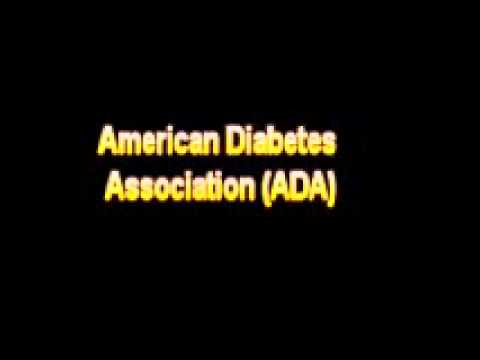 What Is The Definition Of American Diabetes Association ADA Medical Dictionary Free Online