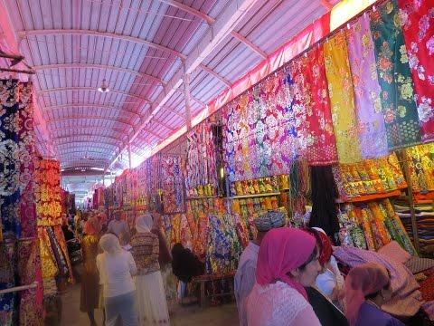 Kashgar Markets