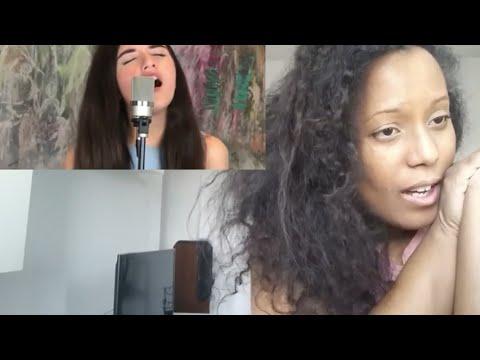 Angelina Jordan Cover - John Legend - All of Me  SIWAH REACTS