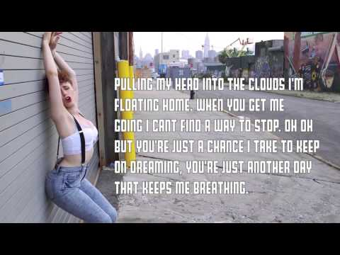 "Kiesza: ""Hideaway"" Lyrics On Screen (HD)"
