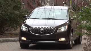 2014 Buick LaCrosse - TestDriveNow.com Review by Drive Timer with Steve Hammes