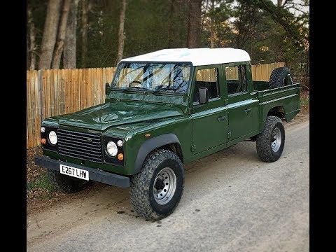 1988 Land Rover Defender 127 / 130
