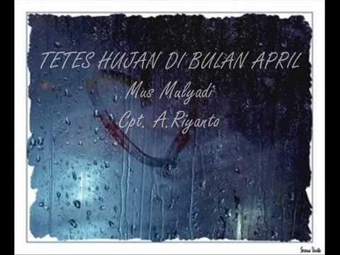Tetes Hujan di Bulan April x