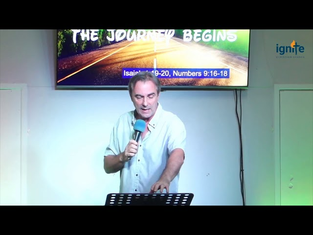 Ps Darin Browne  - The Journey Covenant