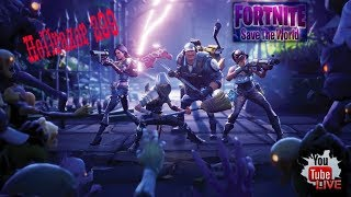 Giveaway Friday fortnite Save the world with redmanjay and tcw349 and friends