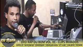 programa rap du bom 08 06 2012 especial som da quebrada rogrio moreno