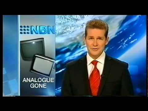 Analogue switchoff NBN TV Northern NSW