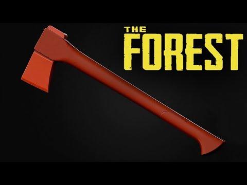 The Forest - Achamos o Melhor Machado do Jogo #05