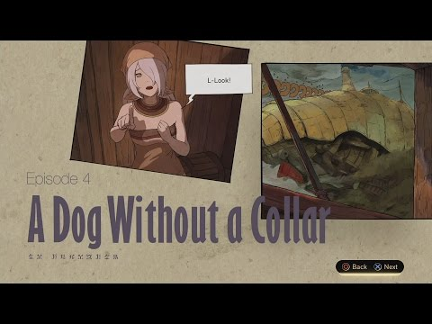 Gravity Rush 2 - Chapter 2, Episode 4: A Dog Without a Collar