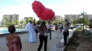 Оформление воздушными шарами Киев(, 2010-11-29T14:08:39.000Z)