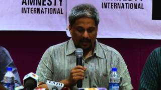 Migrant Rights Press Conference 2014: Part 2