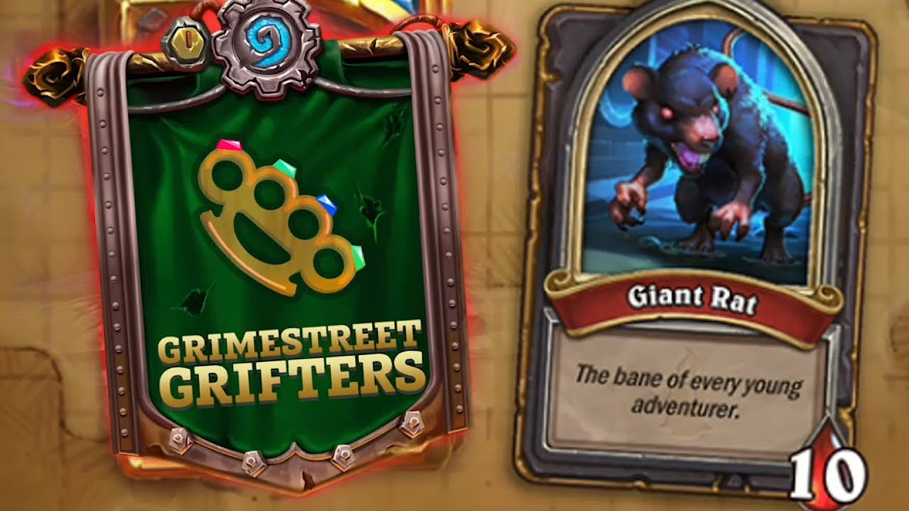Grimestreet Grifters