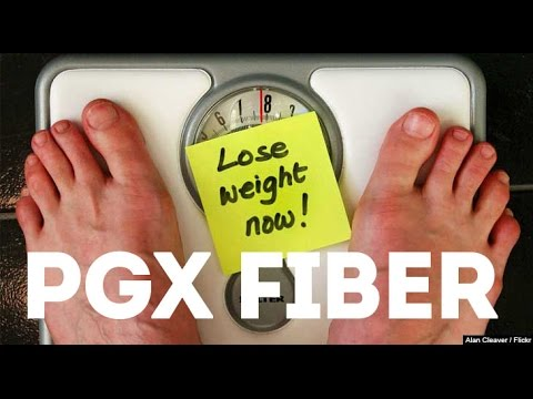 Pgx The Best Fiber Supplement For Weight Loss Youtube