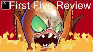 Octogeddon Review: First Five (Video Game Video Review)