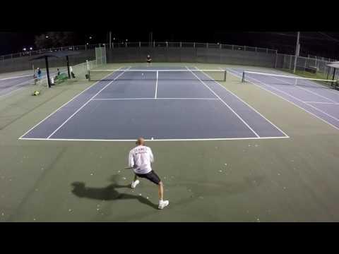 Highpoint Tennis B-2 Singles Spring League - Week 6