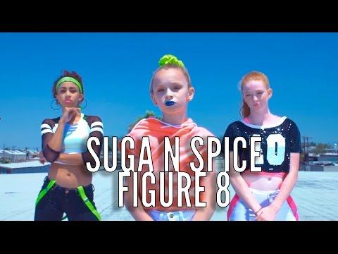 Suga N Spice Crew | Maliibu N Helene - Figure 8