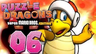 PUZZLE & DRAGONS: MARIO BROS. #06 - Heiße Qualen - Let