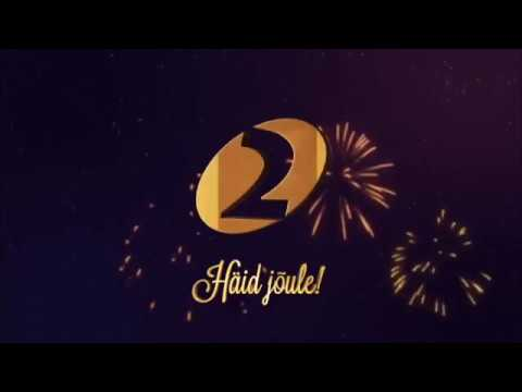 Kanal 2 Estonia - Christmas Ident 2017 [King Of TV Sat]