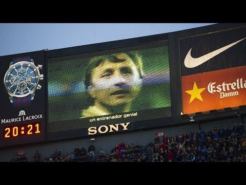 Thanks Johan / FC Barcelona - Real Madrid (2015/2016)