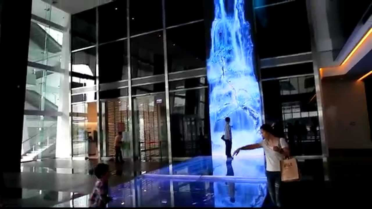 中國信託南港總部大廳 - YouTube