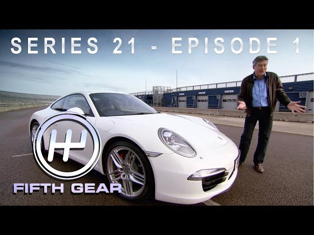 Fifth Gear: Series 21 Episode 1 - Full Episode