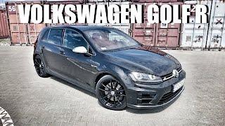 Volkswagen Golf R Mk7 (PL) - test i jazda próbna