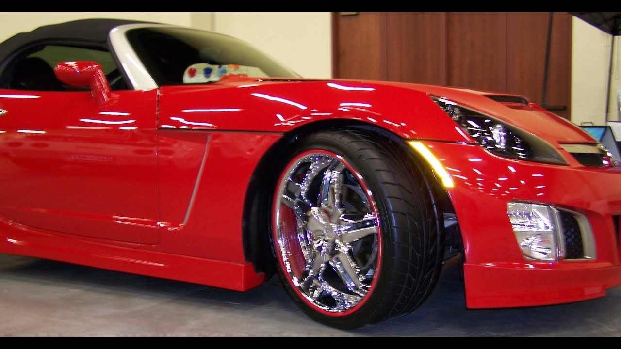 2007 saturn sky red line youtube for For sale on line